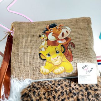Pochette SIMBA N FRIENDS